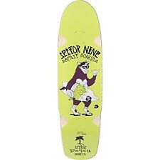 Sector 9 Savage Deck Skateboard, Green