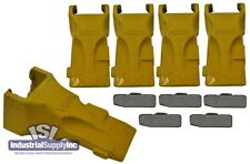 5-pk ESCO Style V13 SYL Vertilok Bucket Digging Teeth With Flex Pins