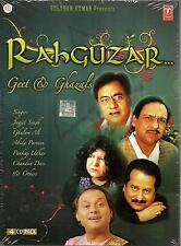 Rahguzar Geet Ghazals Jagjit Singh Ghulam Ali pankaj Udhas Nuevo 4cd Juego