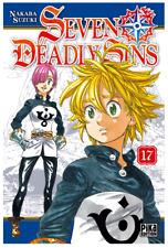 mangas Seven Deadly Sins tome 17 Anime Nakaba Suzuki Nouveau Shonen PIKA VF