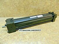 "Parker    2-1/2""  bore  X  12""  stroke    pneumatic cylinder  rear clevis"