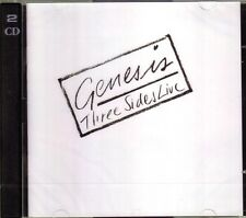 2 CD (NEU!) . GENESIS Three Sides live (1982 dig.rem Abacab Follow you me mkmbh
