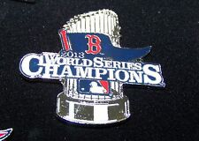 2013 Boston Red Sox World Series trophy pin - large variety