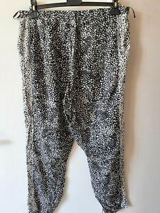M&S  Women's Trousers Size 14   ***Blu150***