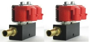 2x Valtek 2er Rail Typ30  2 Zylinder KME Autogas LPG