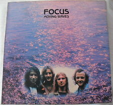 Focus - Moving Waves - Polydor Blue Horizon 2931002