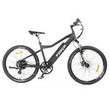 """Forca team-sport Bicicleta Eléctrica MTB 26"""" Aluminio USB CONEXIÓN Pedelec"""