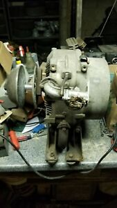 Vintage Sachs Wankel KM914 303 Engine Arctic Cat Panther Snowmobile Sled Engine