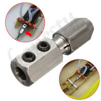 Stainless Collet Coupler For 3.18/4/5mm Motor Shaft 4/4.76mm Flex Cable RC Boat