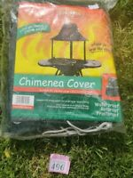 Gardeco Chimenea Cover Suitable For Corona Large BBQ With Chimenea - Green