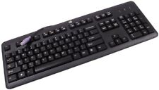 BRAZILLIAN HP KB-1156 Black PS2 Keyboard NEW 672646-201 PS/2  Brazil-Portuguese