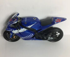 "Yamaha Sports Bike  motorcycle diecast model toy, no box No Kick Stand 7""x3"""