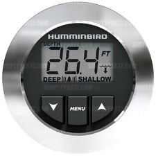 Humminbird Hdr650 Depthfinder With Tm Ducer Silver White Black Bezel 407860-1