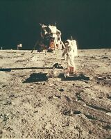 NASA Astronaut Neil Armstrong on the Moon during Apollo 11 - New 8x10 Photo