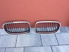 lot BMW série 3 E90 E91 lot 2 grille AVANT calandre Front Grill KÜHLERGRILL