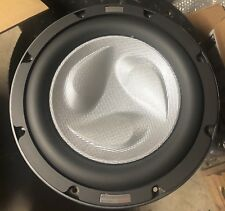 "New PAIR Old School Kenwood Excelon KFC-XW1100DVC 11"" Subwoofers,RARE,NOS,NIB"