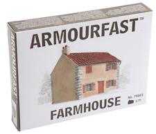 1/72 FARMHOUSE ARMOURFAST GAMING DIORAMA MODEL KIT