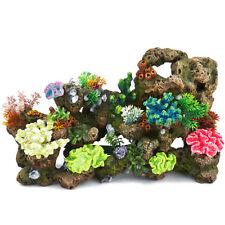 Top Fin® Stone & Coral Bubbler Aquarium Decorations Ornament