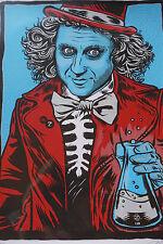 Willie Wonka - Zoltron poster print not Primus C2E2 releas Spoke Art