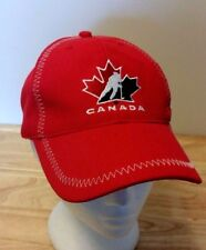 Team Canada Molson Canadian Beer Hockey Cap Hat Brewery