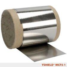 YSHIELD® Mumetall - Abschirmfolie MCF5   MF   Breite 5 cm   1 Laufmeter   Elektr