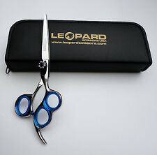 """Professional Barber Hair Cutting Scissors Barber Shears 3 Ring 6.5"""" Right Hand"""