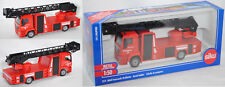 Siku Super 2114 Hubrettungsfahrzeug MAN TGM 18.320 Feuerwehr-Drehleiter ca. 1:50