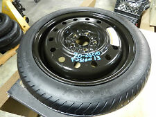 """2013 2014 2015 2016  FORD FUSION SPARE TIRE WHEEL DONUT 16"""""""