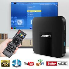 OPENBOX VX Android 7.1 4k Box Wifi 1gb+16gb 12 Months IPTV plug And Play