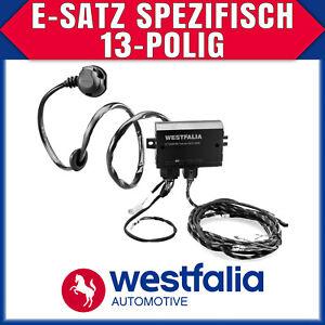 Fahrzeugspezifisch ESatz 13-polig für Volkswagen VW Sharan II FL ab 13 WESTFALIA