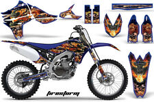 Yamaha Graphic Kit AMR Racing Bike Decal YZ 250/450F Decals MX Parts 14-16 FIRE