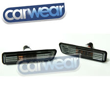 BMW E36 3-SERIES 97-00 & E53 X5 00-06 SMOKE CRYSTAL SIDE REPEATERS