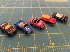 Vintage Galoob Micro Machines 5 Car Lot Excellent Condition Classic Hot Rods