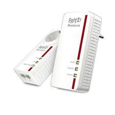 AVM FRITZ!Powerline 1260E/1220E Kit Gigabit + WLAN AC+N Access Point Set