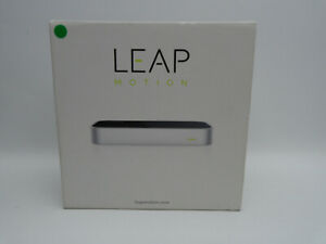 Leap Motion Controller With Original Box & Two Cables