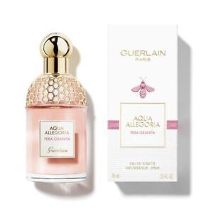 New Guerlain Aqua Allegoria Pera Granita Eau De Toilette 75ml Perfume
