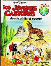 AVENTURAS de los JÓVENES CASTORES nº:  6 (de 24 de completa) Montena, 1986