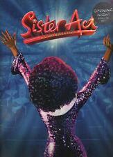 """""""Sister Act""""  Broadway  Souvenir Program  2011 OBC  Patina Miller,"""