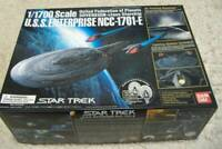 040 Bandai Star Trek 1/1700 U.S . S. Enterprise Ncc -1701 -E