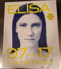 Elisa - Soundtrack 97-17, Boxed Set, Italy - New SEALED