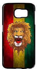 Cute Rasta Bob Marley Reggae Rastafari Lion Case Cover For Samsung Galaxy Note 5