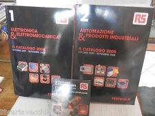 ELETTRONICA & ELETTROMECCANICA AUTOMAZIONE E PRODOTTI INDUSTRIALI Catalogo 2008