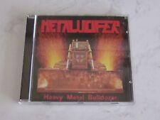 METALUCIFER - HEAVY METAL BULLDOZER CD teutonic attack bulldozer venom crystal