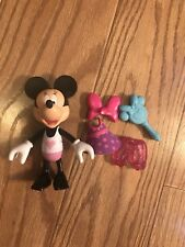 Disney Minnie Mouse Snap N Style Bowtique Figure Clothes Accessories (R)