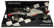 Minichamps Haas F1 Team Showcar 2018 - Romain Grosjean 1/43 Scale