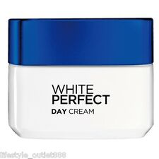 L'Oreal Paris White Perfect Day Cream SPF17 PA++ 50ml NEW Free Shipping