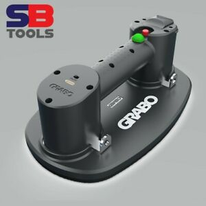 New Grabo Plus Cordless 14.8v Suction Pad Lifter UK Stock GRAB210