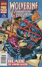 WOLVERINE Marvel Comic Signed By Comic Book Artist JONATHAN SIBAL COA