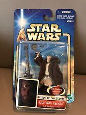 Hasbro Obi-Wan Kenobi Jedi Starfighter Pilot - Star Wars Attack of the Clones