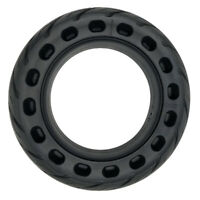 Solid Tyre 10x2.125 Electric Scooter Front Rear Honeycomb Solid Rubber Tires